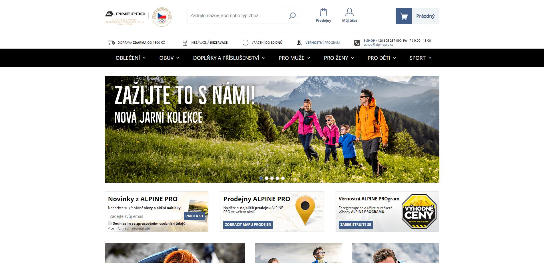 Alpinepro купити онлайн з доставкою в Україну - myMeest - 2