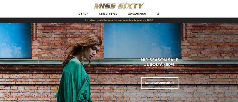 Miss Sixty купити онлайн з доставкою в Україну - myMeest - 2