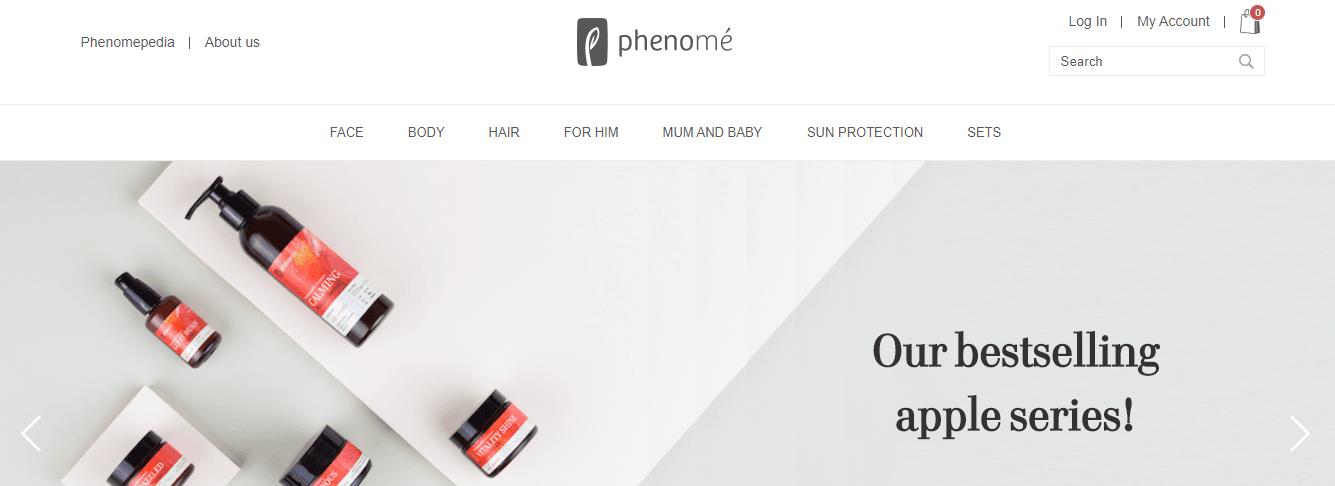 Покупка на PHENOME с доставкой в Казахстан ✔️ myMeest - 3