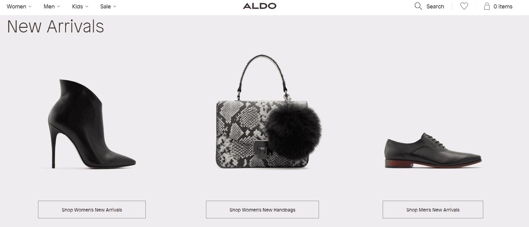 Покупка на Aldo с доставкой в Казахстан ✔️ myMeest - 3