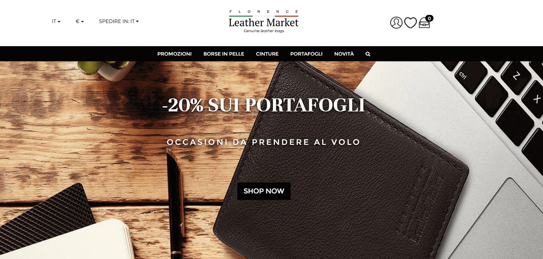 Покупка на Florence Leather market с доставкой в Казахстан ✔️ myMeest - 3
