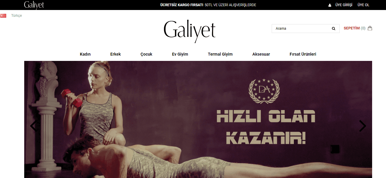 Galiyet купить онлайн с доставкой в Украину - myMeest - 2