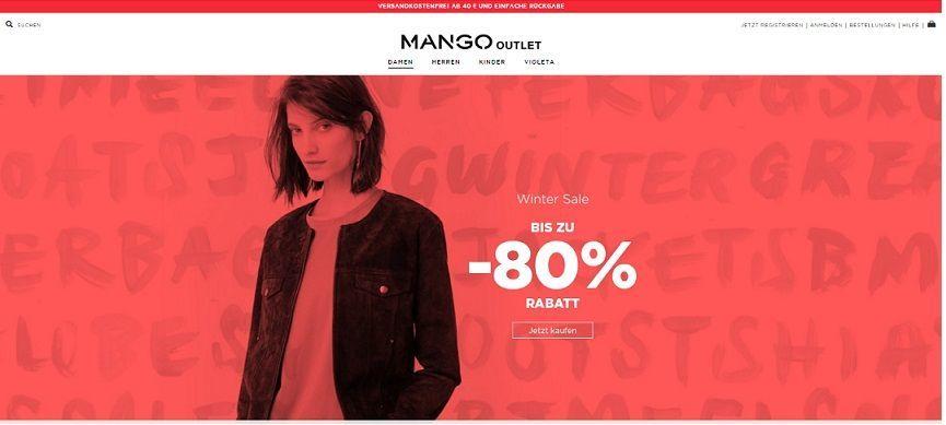 MANGO OUTLET доставка в Україну - з сайту Манго Аутлет - myMeest - 2