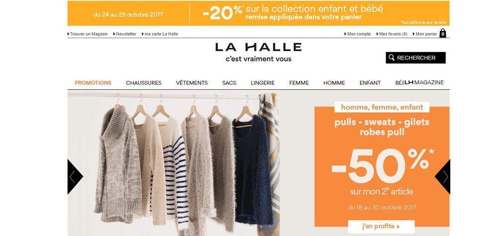 La Halle купити онлайн з доставкою в Україну - myMeest - 2