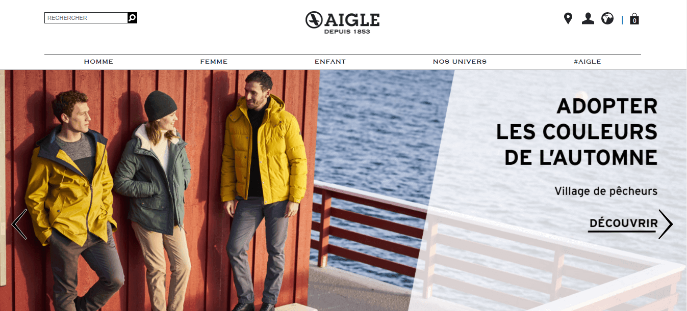 Купівля на AIGLE з доставкою в Україну - myMeest - 2