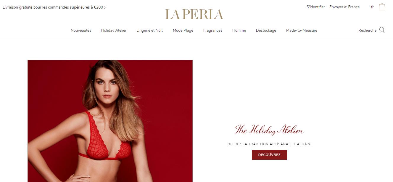 LA PERLA купити (Ла перла офіційний сайт) з доставкою в Україну - myMeest - 2