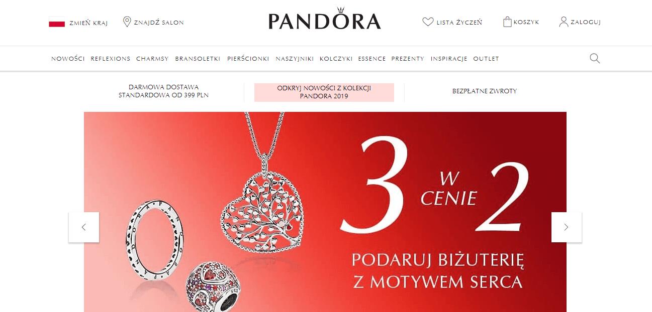PANDORA (Польща) купити онлайн з доставкою в Україну - myMeest - 2
