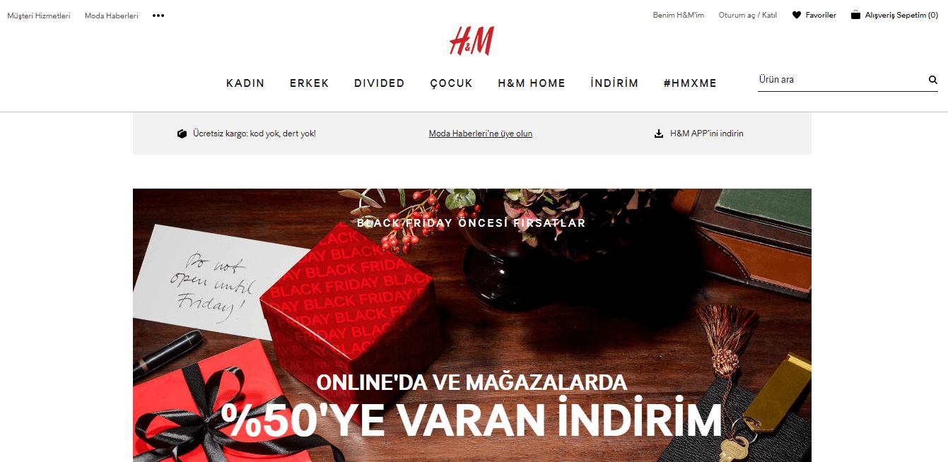 H&M купити одяг з доставкою в Україну - myMeest- 2