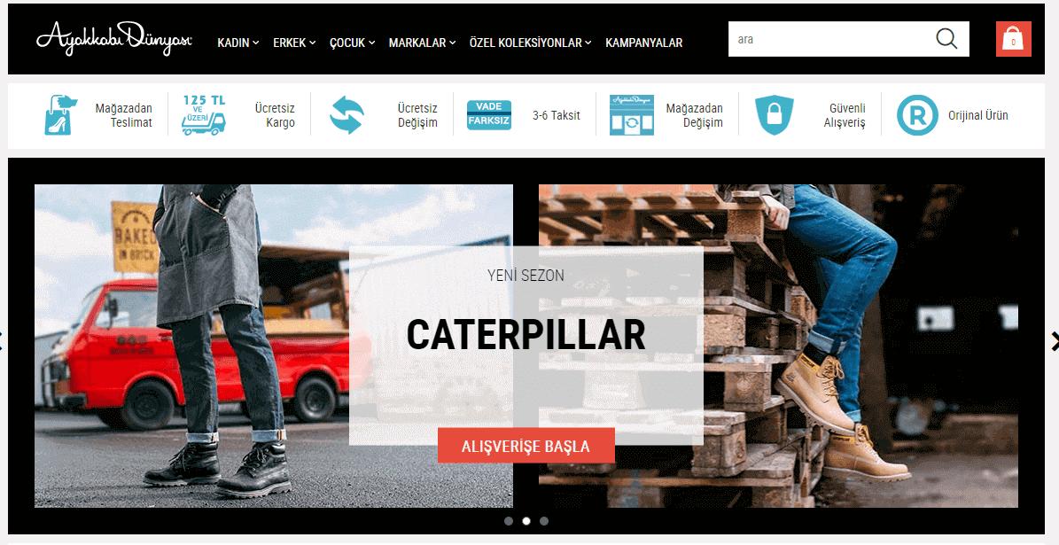 Покупка на AYAKKABI DUNYASI с доставкой в Казахстан ✔️ myMeest - 3