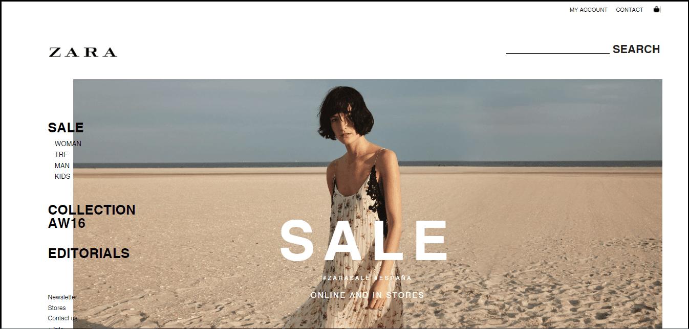 Zara (Зара) купити одяг з доставкою в Україну - myMeest - 2