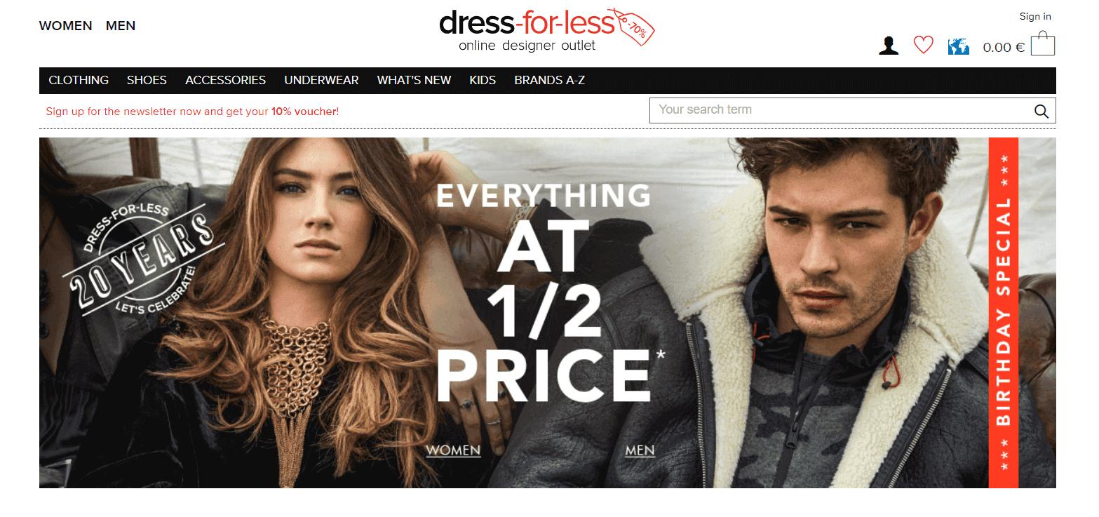Покупка на Dress-for-less с доставкой в Казахстан ✔️ myMeest - 3