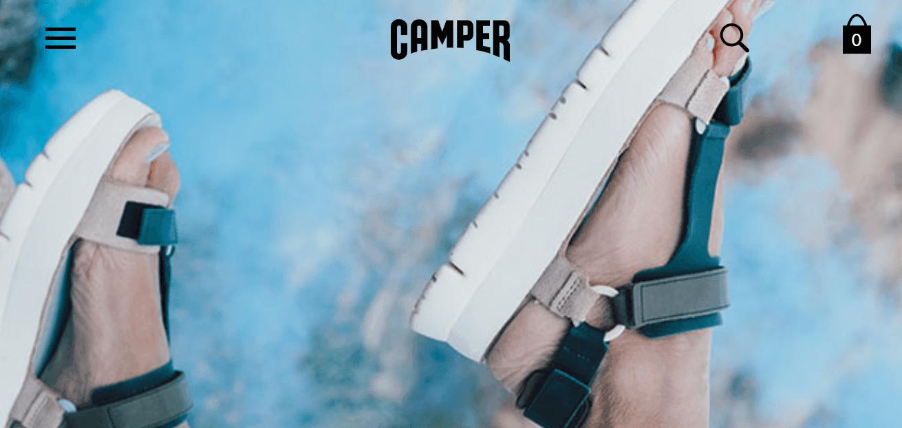 Покупка на CAMPER с доставкой в Казахстан ✔️ myMeest - 3