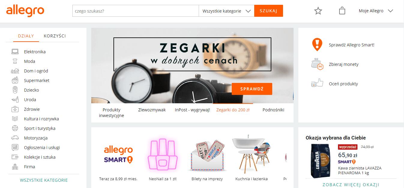Купить на Allegro.pl (Аллегро) товары онлайн с доставкой в Казахстан - myMeest - 2