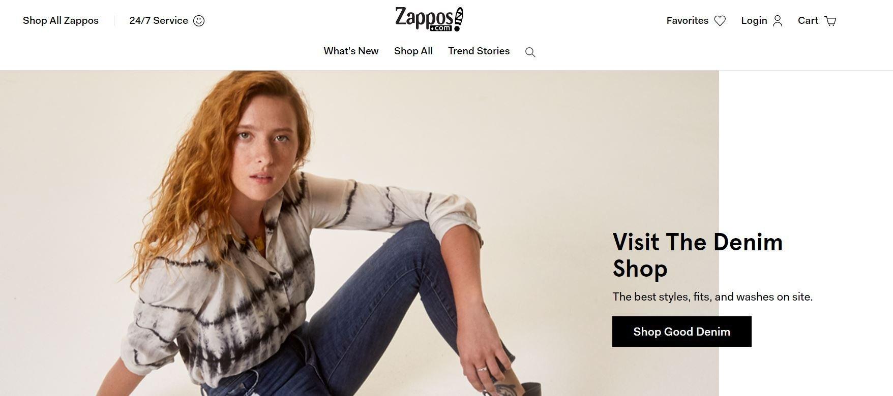 zappos- 2