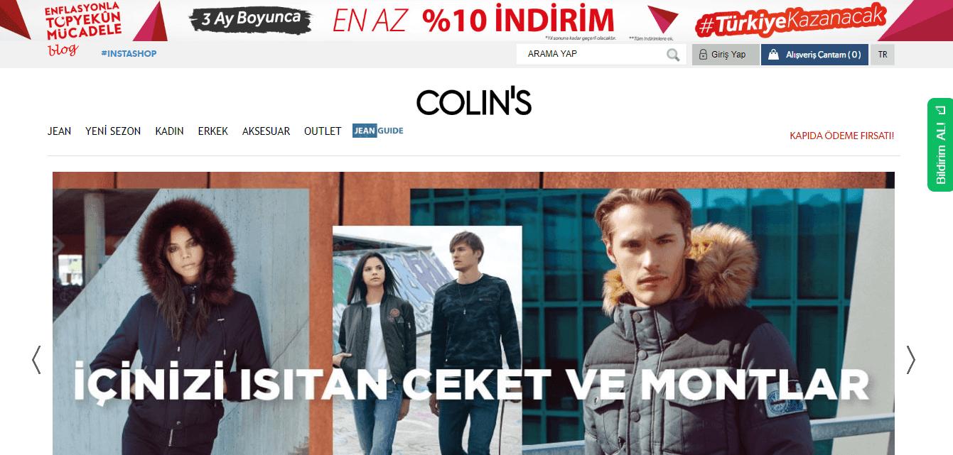 Покупка на COLIN'S с доставкой в Казахстан ✔️ myMeest - 3