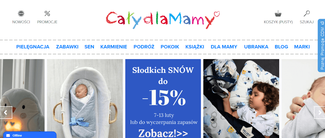 Купівля на Caly dla mamy з доставкою в Україну - myMeest - 2