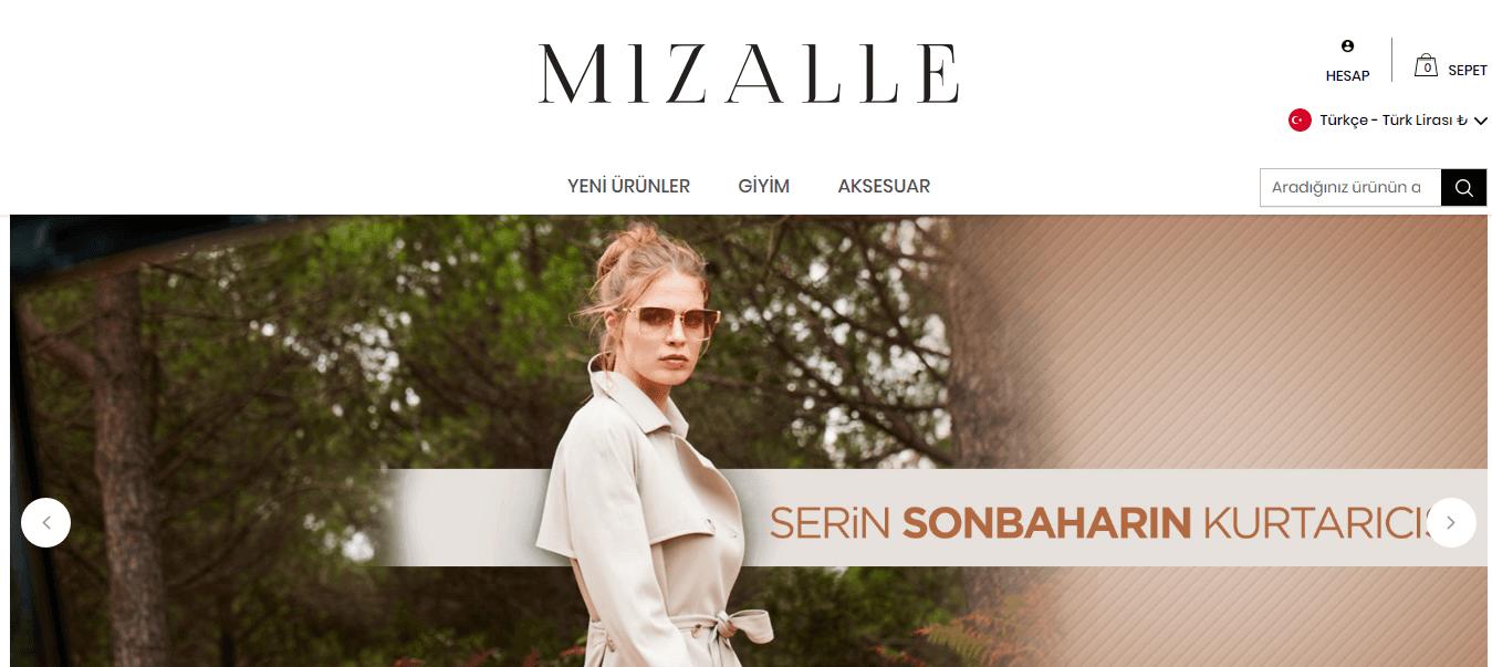 Купівля на Mizalle з доставкою в Україну - myMeest- 2
