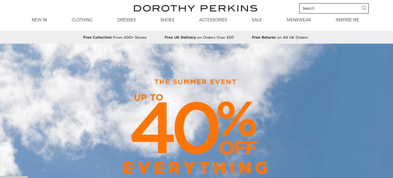 Покупка на DOROTHY PERKINS с доставкой в Казахстан ✔️ myMeest - 3