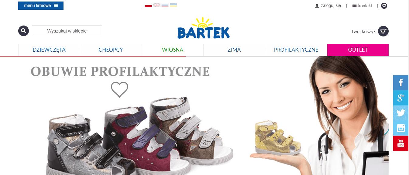 Bartek купити з доставкою в Україну - myMeest - 2