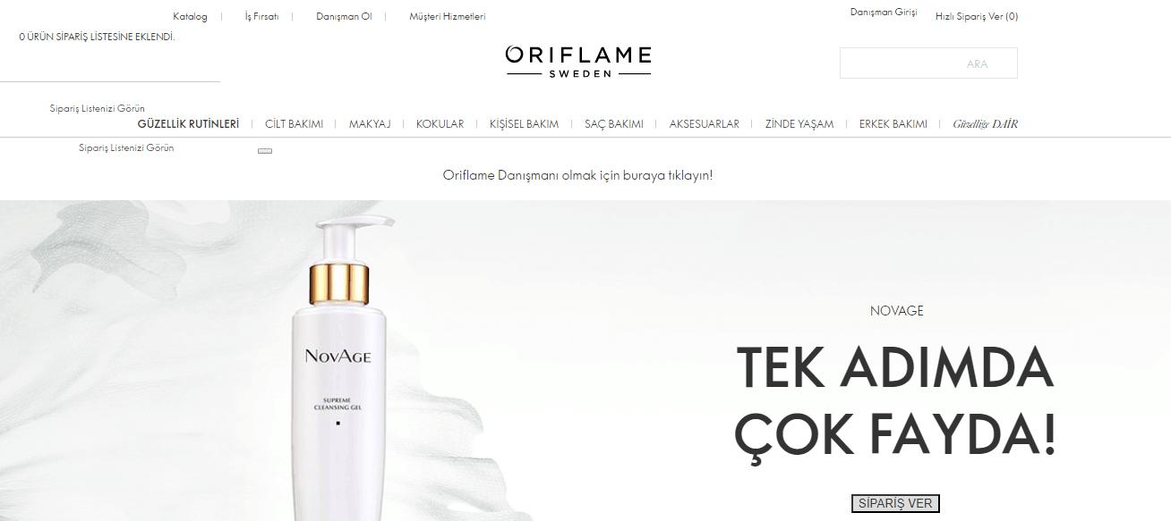 Купівля на ORIFLAME з доставкою в Україну - myMeest- 2