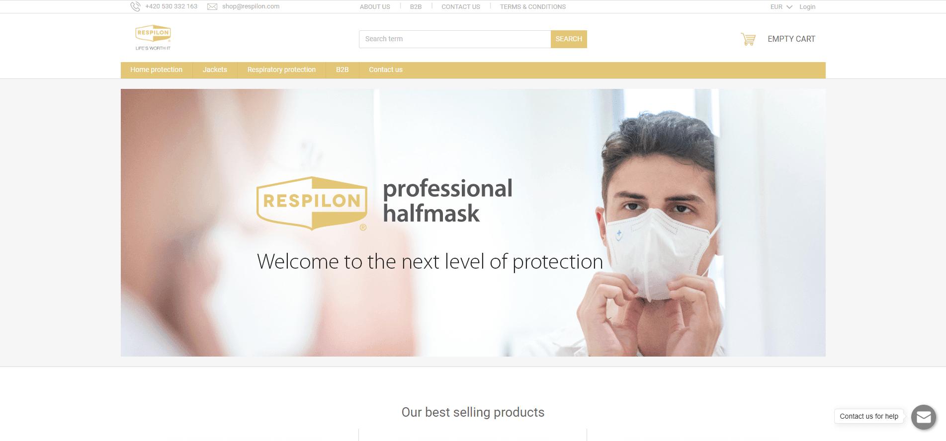 Покупка на RESPILON с доставкой в Казахстан ✔️ myMeest - 3