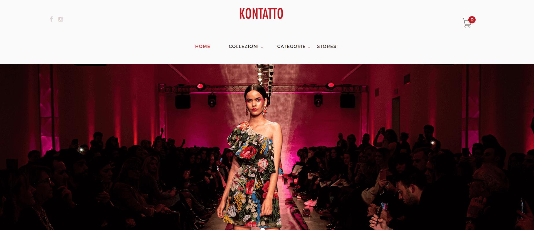 Купівля на Kontatto з доставкою в Україну - myMeest - 2