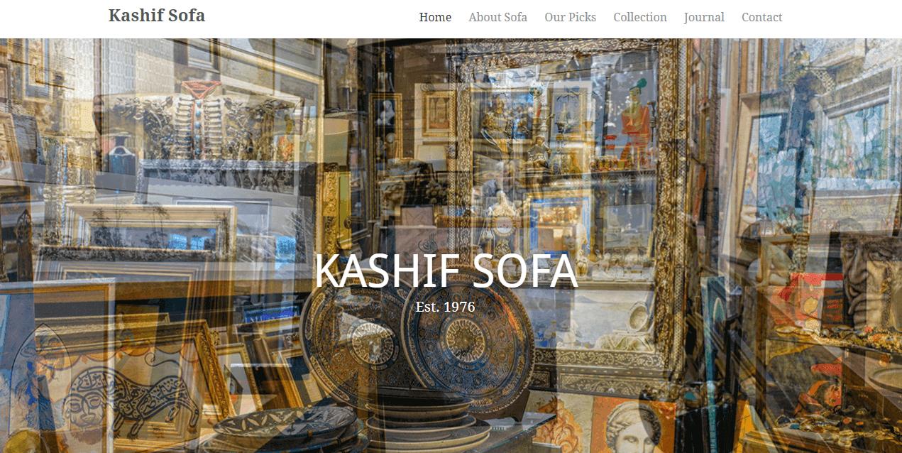 Купівля на KASHIF SOFA з доставкою в Україну - myMeest - 2