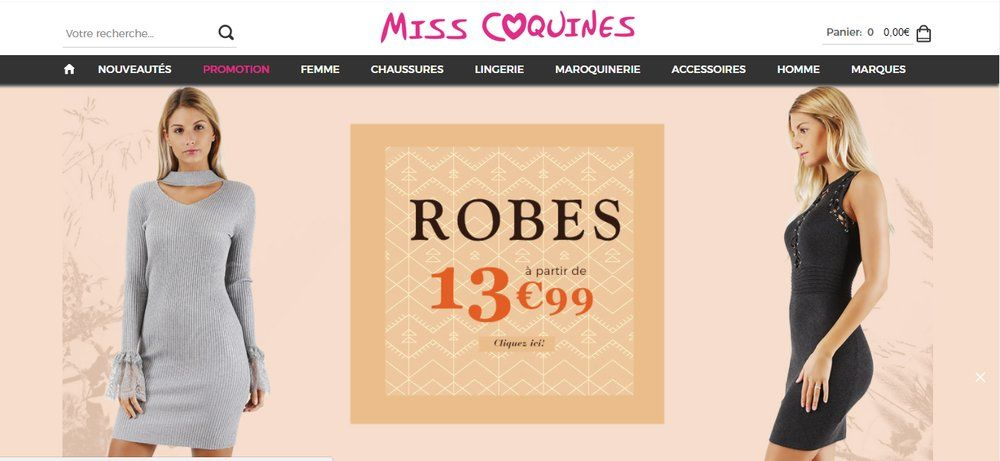 Купівля на MISS COQUINES з доставкою в Україну - myMeest- 2