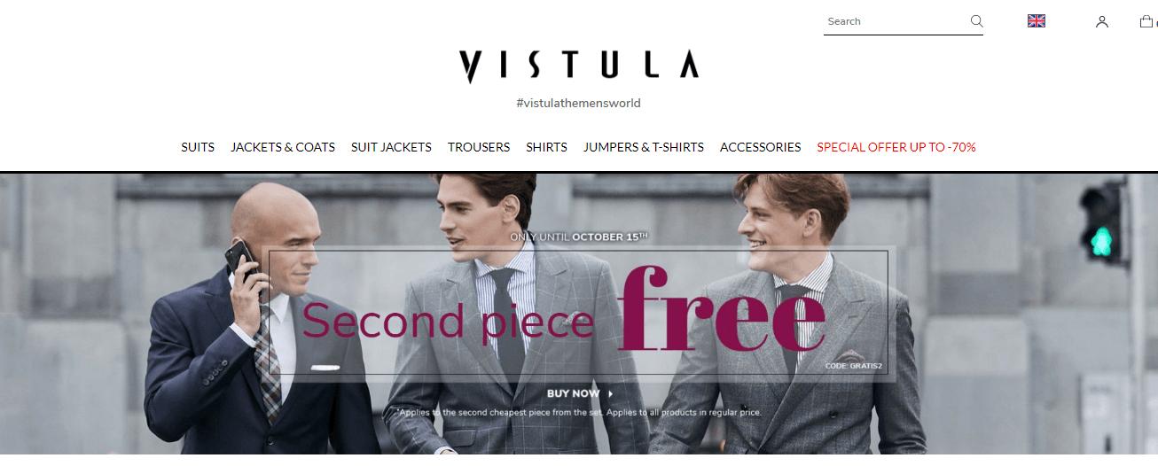 Покупка на VISTULA (Вистула) с доставкой в Украину - myMeest - 2