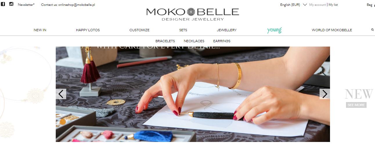 Купівля на MOKOBELLE з доставкою в Україну - myMeest - 2