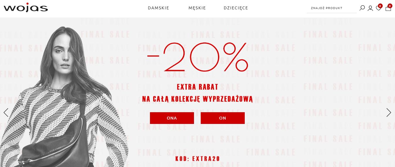 Wojas купити онлайн з доставкою в Україну - myMeest - 2