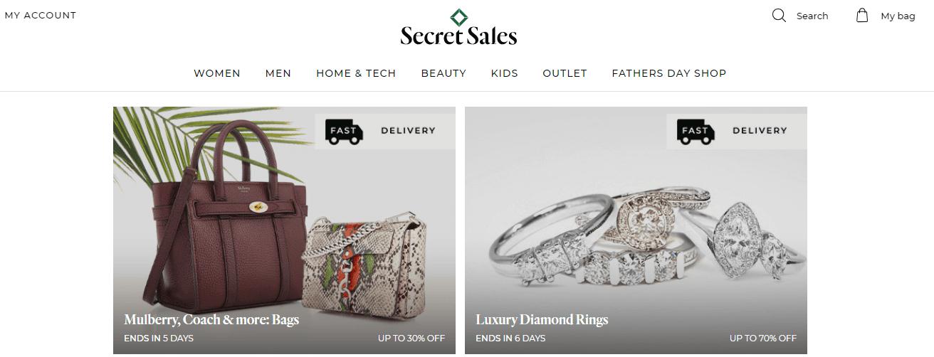 Купівля на Secret Sales з доставкою в Україну - myMeest - 2