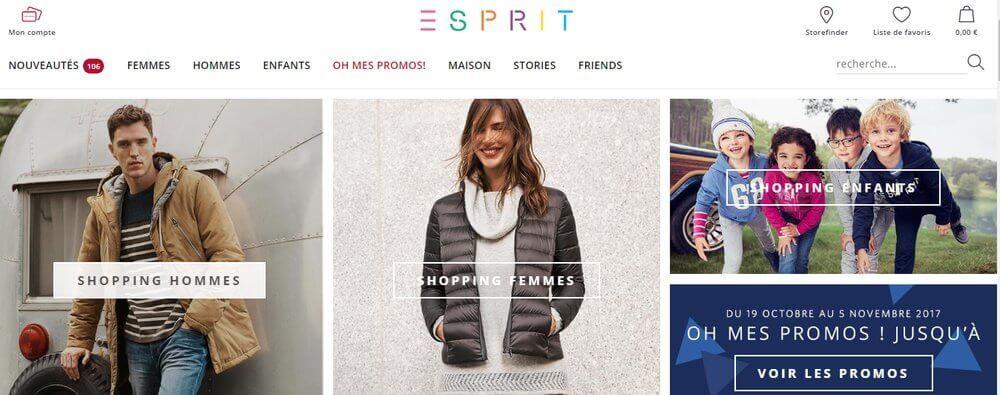 Esprit (Еспріт) купити одяг з доставкою в Україну - myMeest - 2