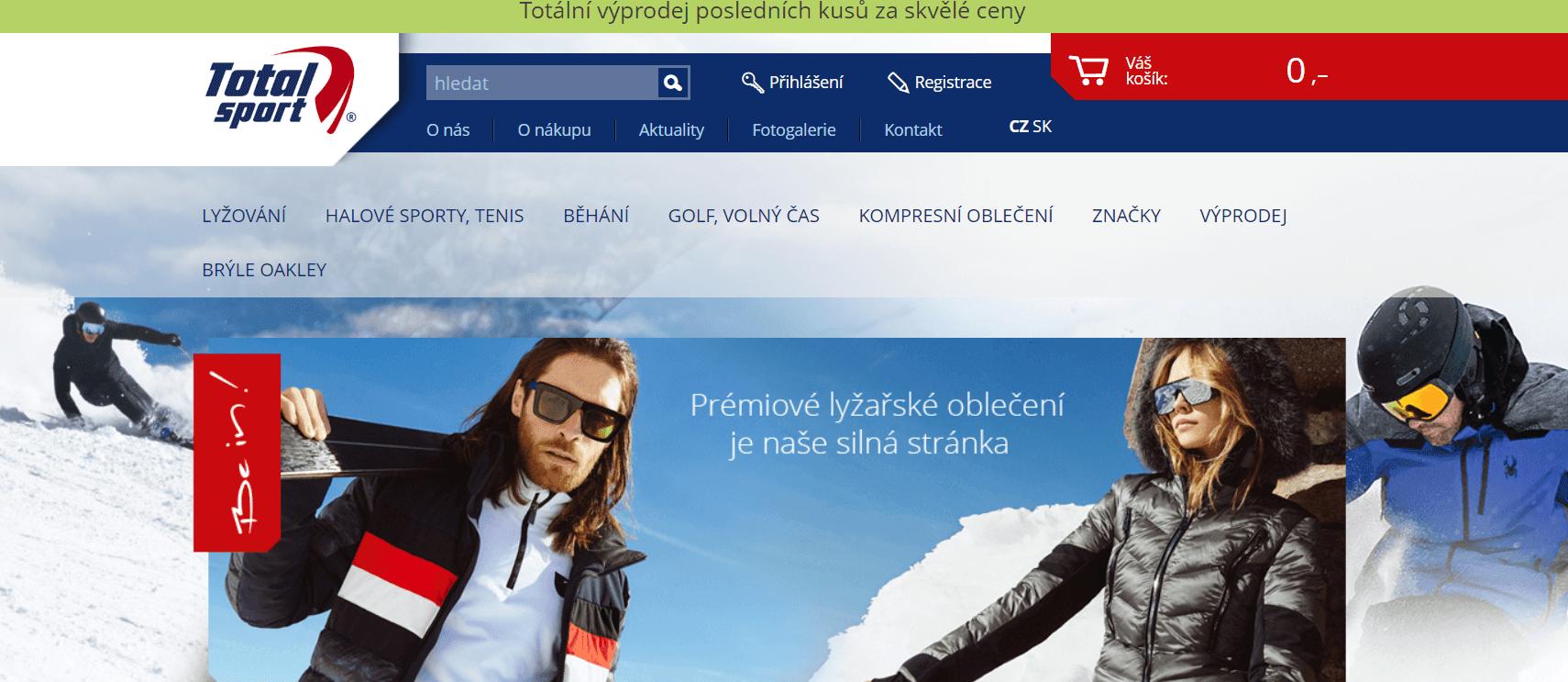 Купівля на Total Sport з доставкою в Україну - myMeest - 2