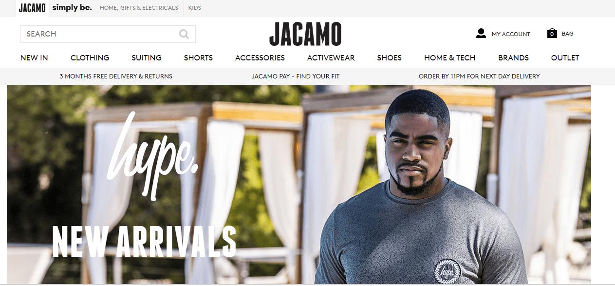 Jacamo купити онлайн з доставкою в Україну - myMeest - 2