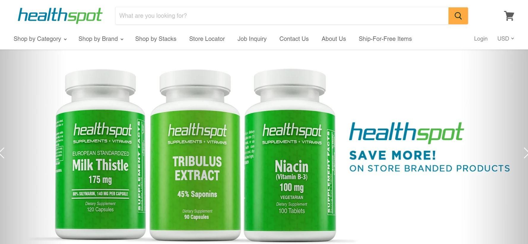 Health Spot  - 2