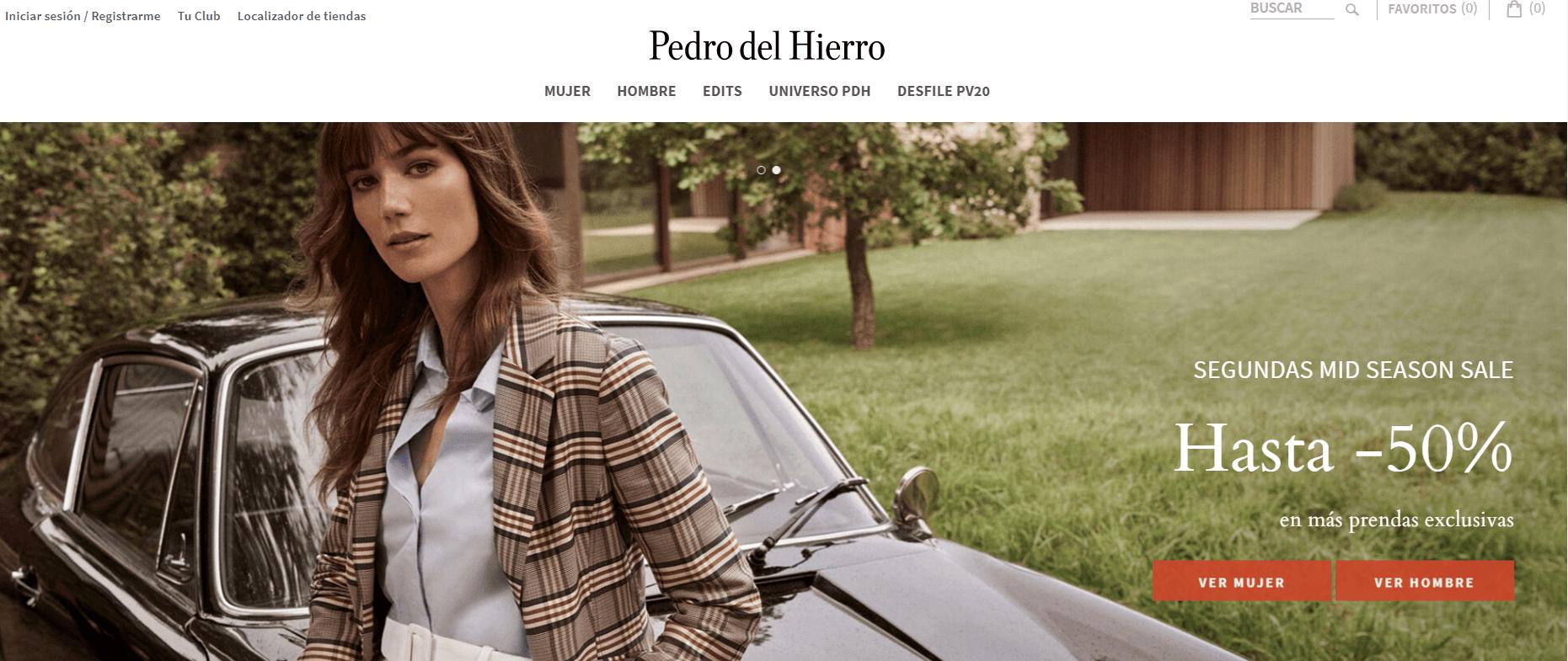 Pedro Del Hierro купити онлайн з доставкою в Україну - myMeest - 2