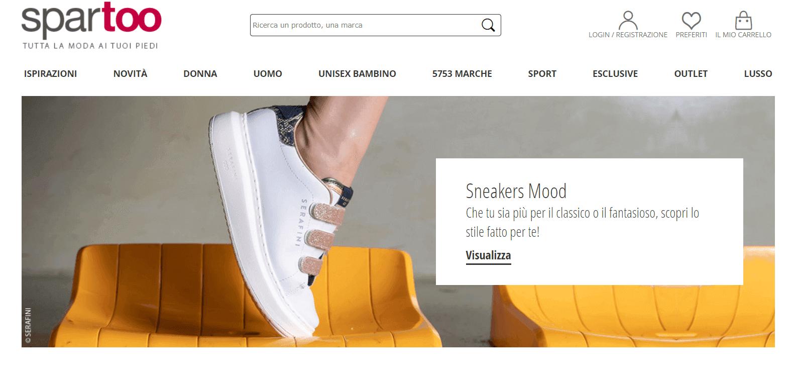 Spartoo купити онлайн з доставкою в Україну - myMeest - 2