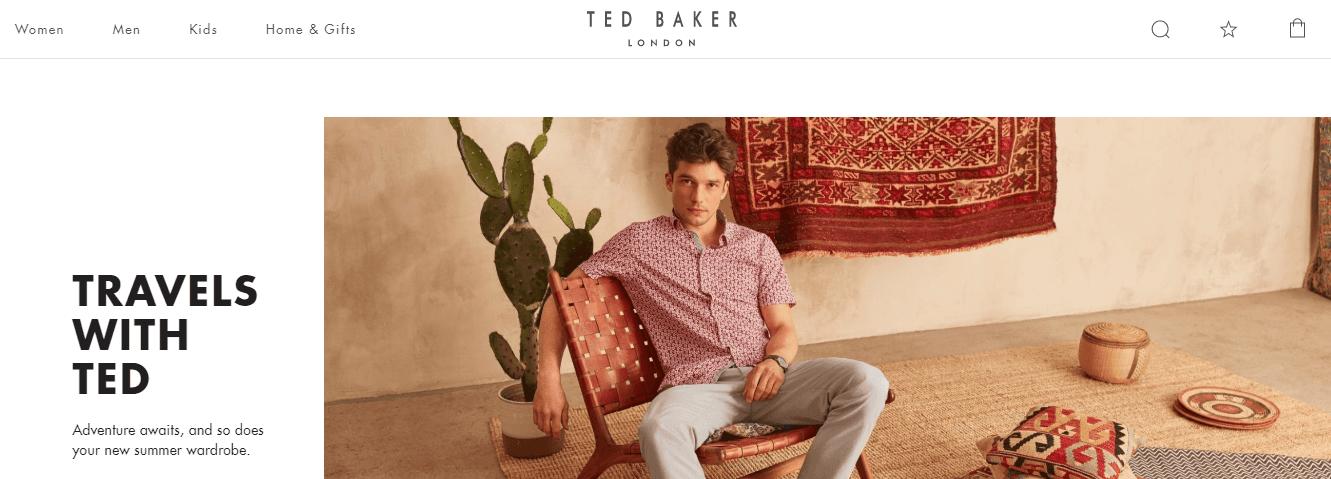 Купівля на Ted Baker (Тед Бакер) з доставкою в Україну - myMeest - 2