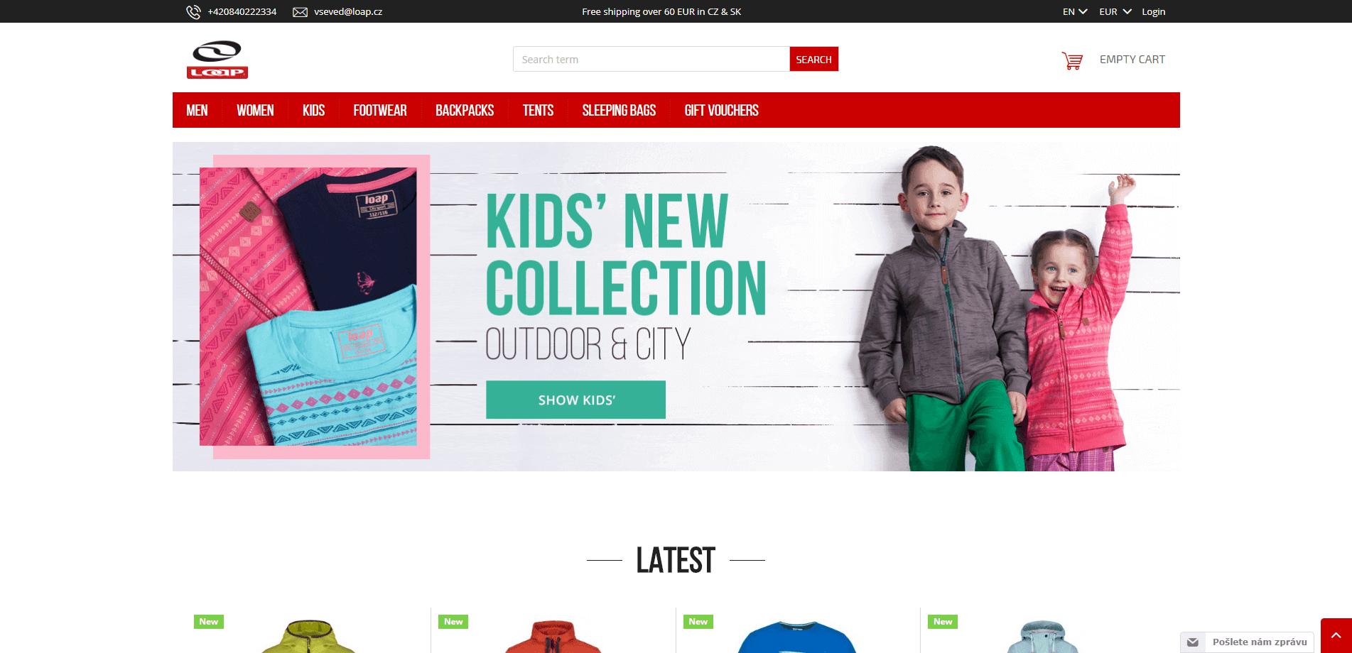 Loap купити онлайн з доставкою в Україну - myMeest - 2