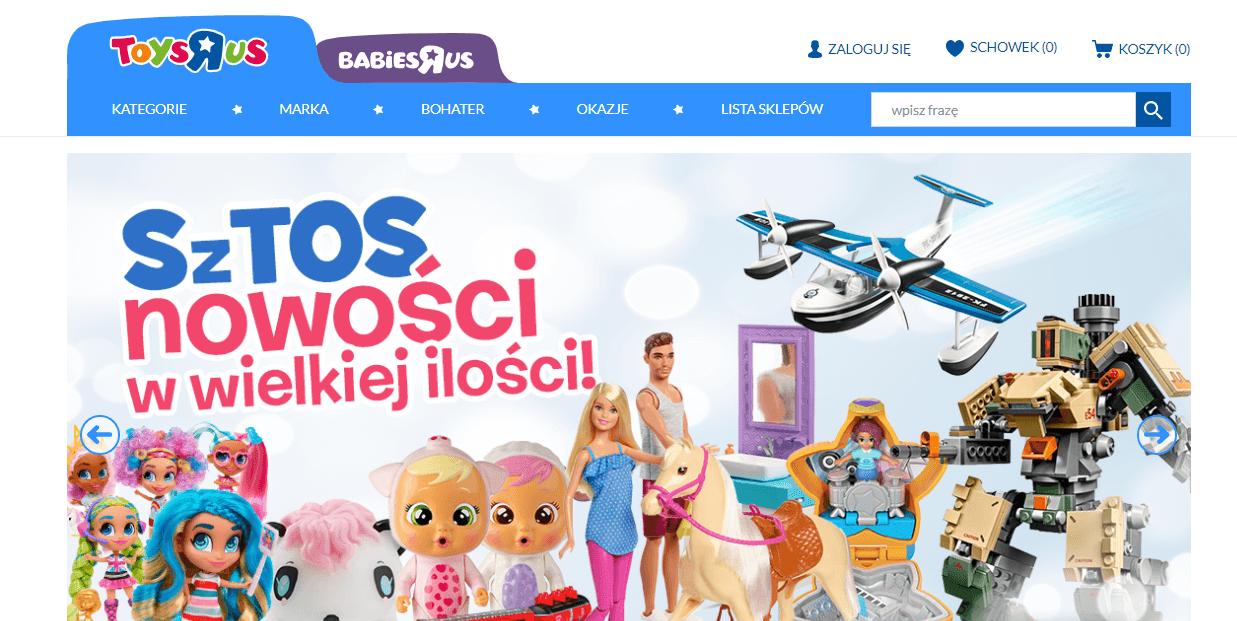 Покупка на TOYS 'R' US с доставкой в Казахстан ✔️ myMeest - 3