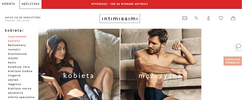 Покупка на Intimissimi с доставкой в Украину - myMeest - 2