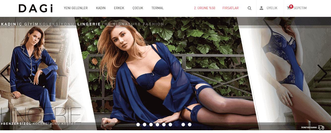 Покупка на DAGI с доставкой в Украину - myMeest- 2