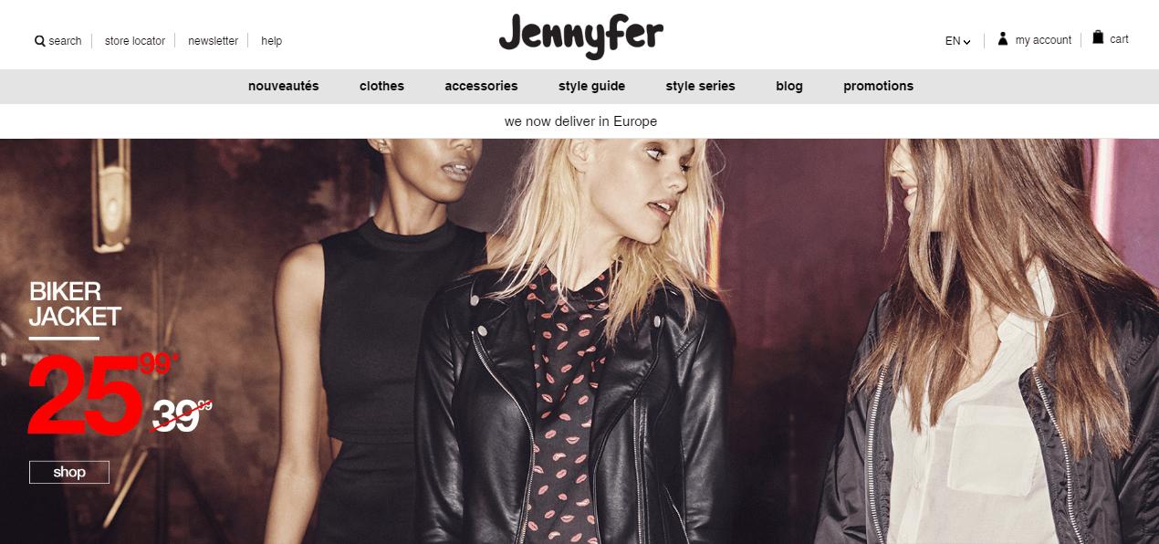 Покупка на JENNYFER с доставкой в Украину - myMeest- 2