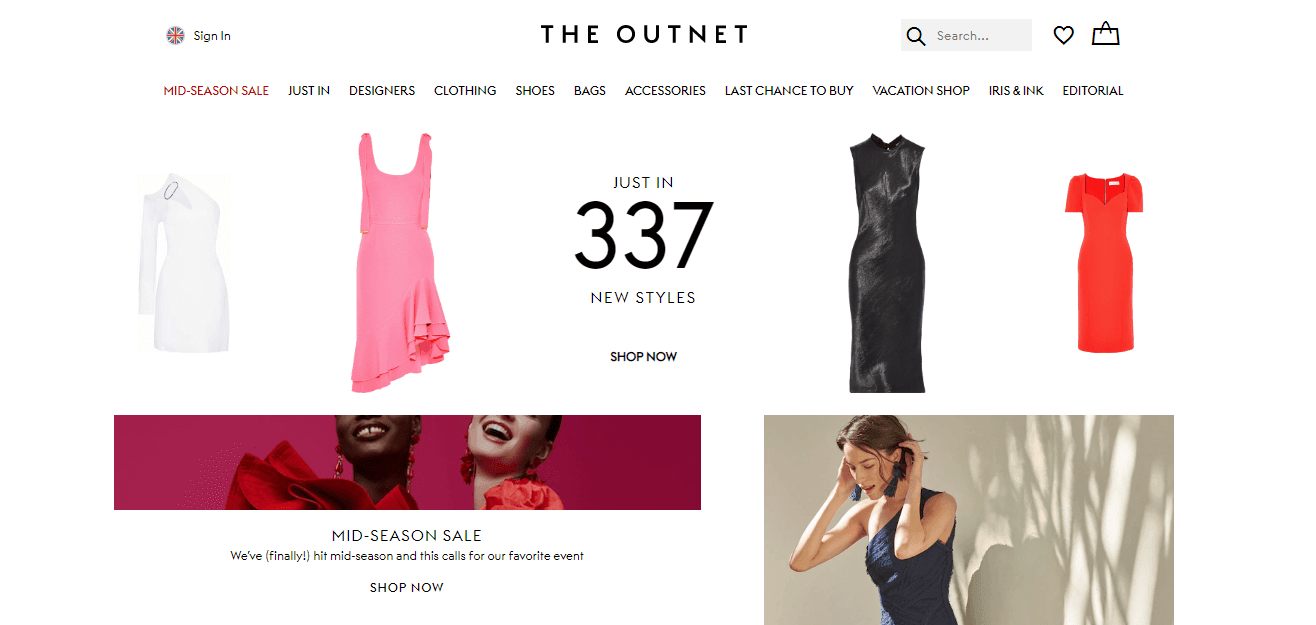 The Outnet купить онлайн с доставкой в Украину - myMeest - 2