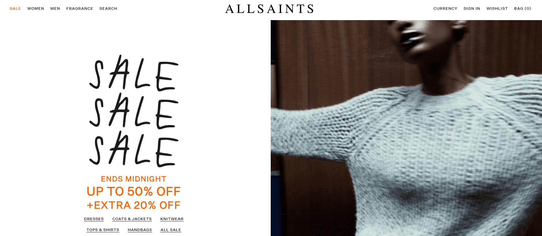 Покупка на Allsaints с доставкой в Казахстан ✔️ myMeest - 3