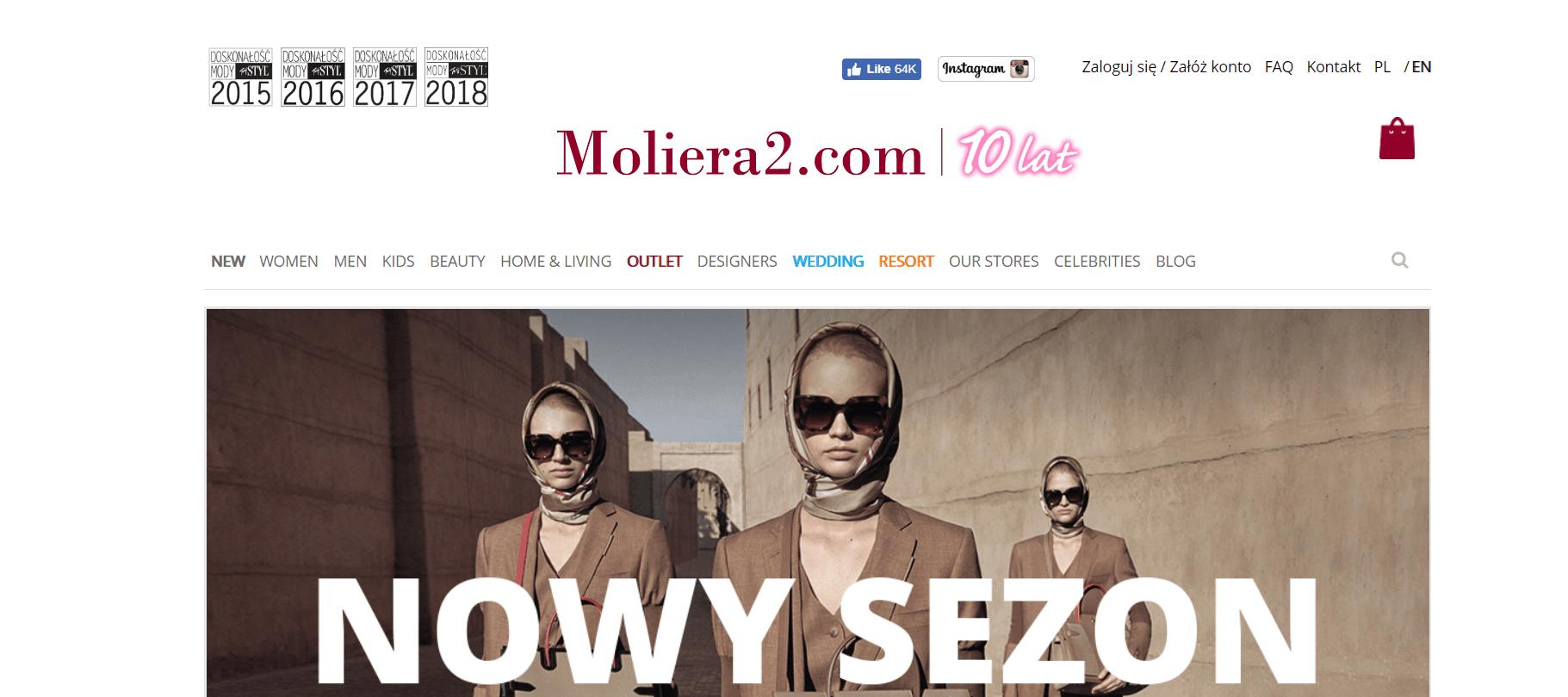 Купівля на Moliera2 з доставкою в Україну - myMeest - 2