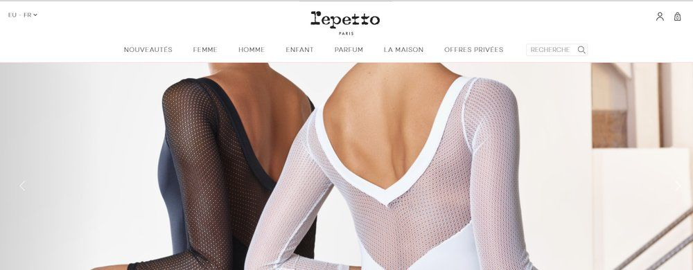 Repetto купити онлайн з доставкою в Україну - myMeest - 2