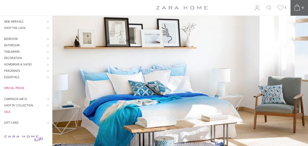 Zara Home (Зара Хоум) купить товары для дома и интерьера с доставка в Украину - myMeest- 2