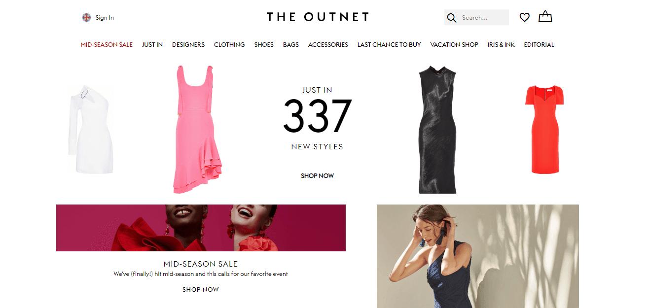 Покупка на THE OUTNET с доставкой в Казахстан ✔️ myMeest - 3